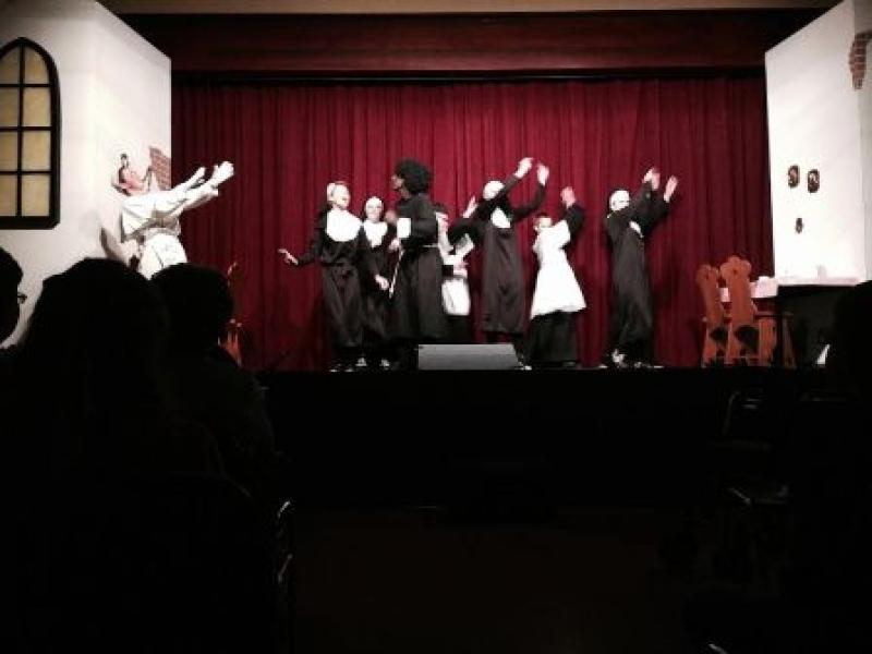Publiek schatert bij première 'Zonde van de zusters' in Elshout